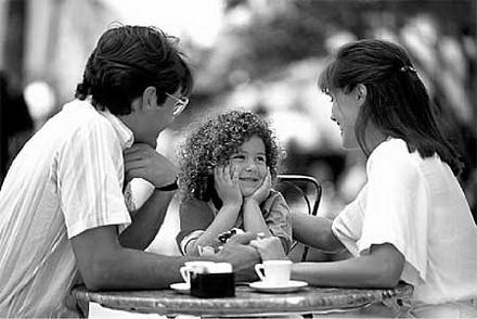 Семья – это один из основных институтов людей.