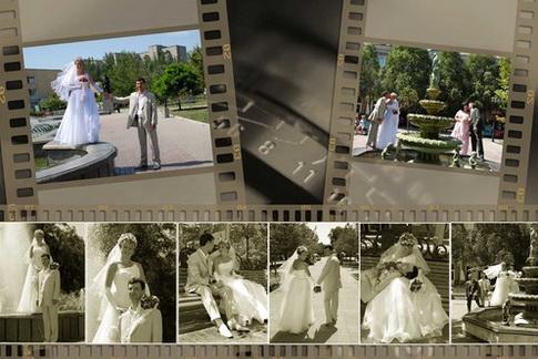 Фотоколлаж – это одно изображение, состоящее из нескольких других изображений.